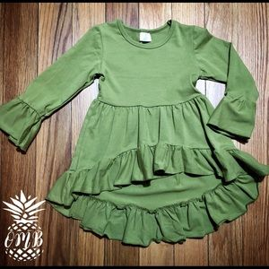 Other - Girls Green High Low